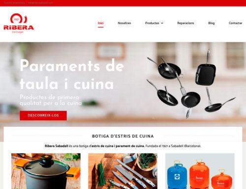 Benvinguts a la web de Ribera Sabadell