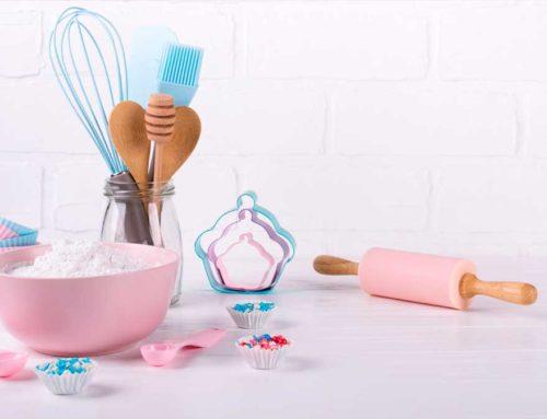 Utensilis de cuina de silicona